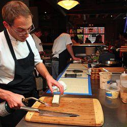 Matthew Thompson, Pastry Chef