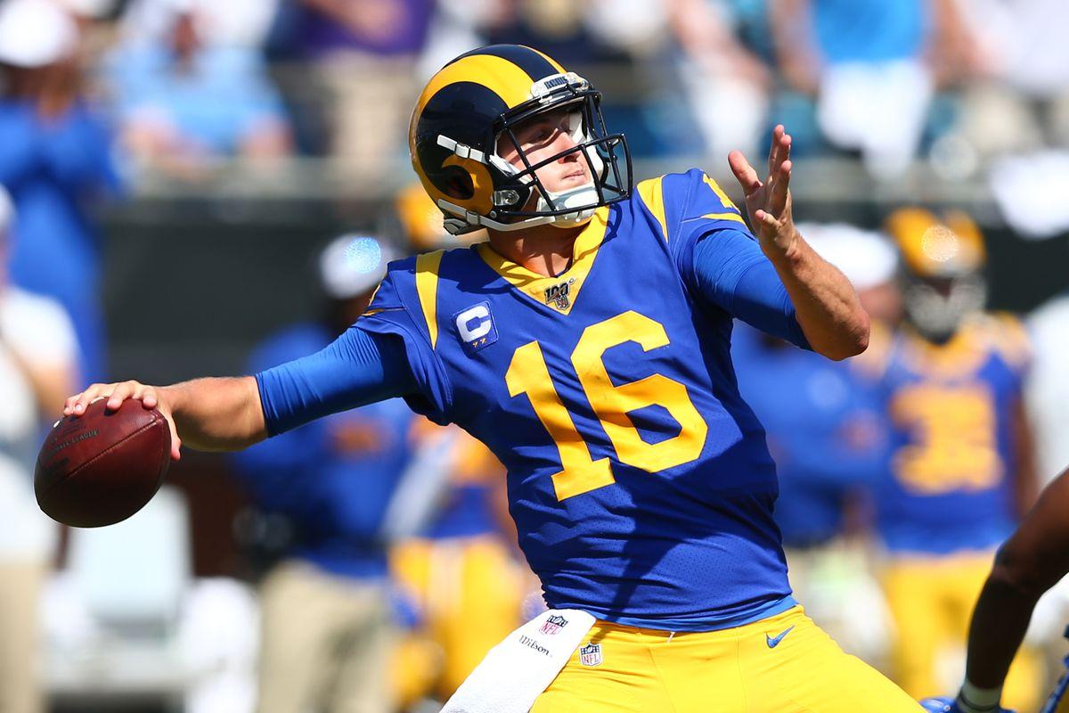 NFL: Los Angeles Rams at Carolina Panthers