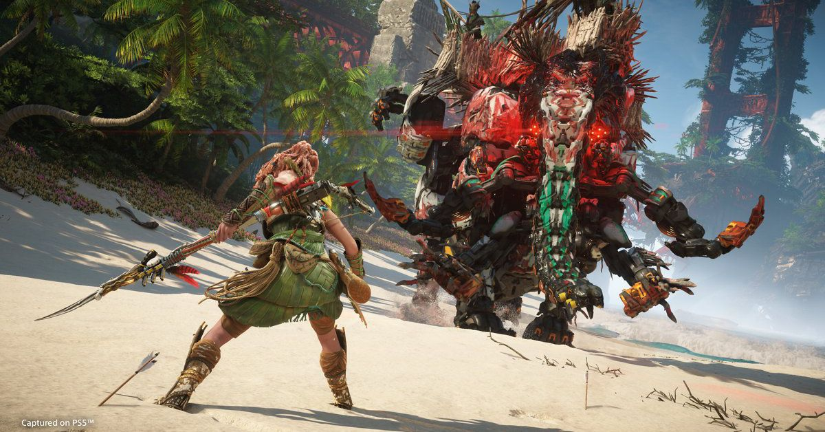Horizon Forbidden West was supposed to have a free upgrade from PS4 to PS5