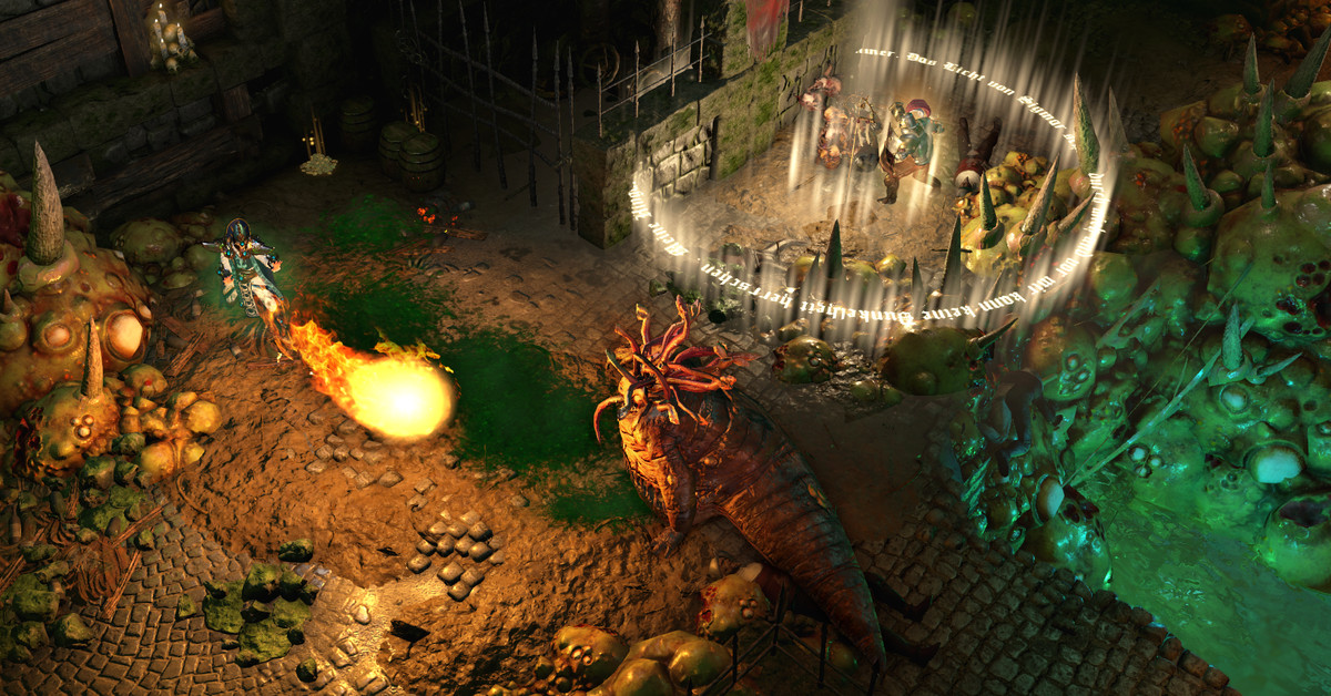 Warhammer: Chaosbane — a Diablo-like hack-and-slash — launches in June