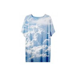 """<b>local heroes</b> Cloud Tee, $59 at <a href=""""http://shop.nylonmag.com/products/cloud-tee"""">Nylon</a>"""