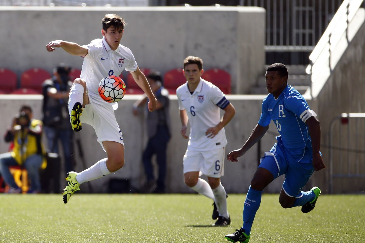 Soccer: CONCACAF Olympic Qualifying