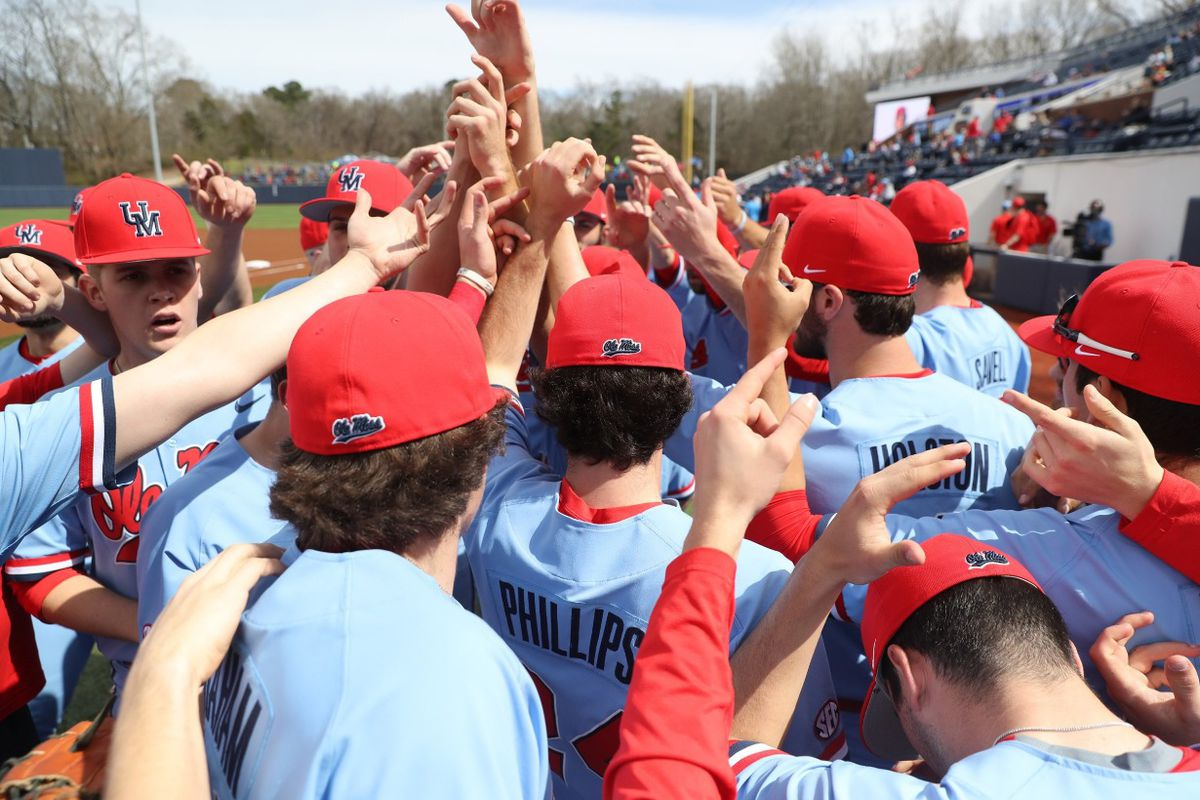 Ole Miss baseball vs. Texas A&M: Online streaming, TV info, and game times