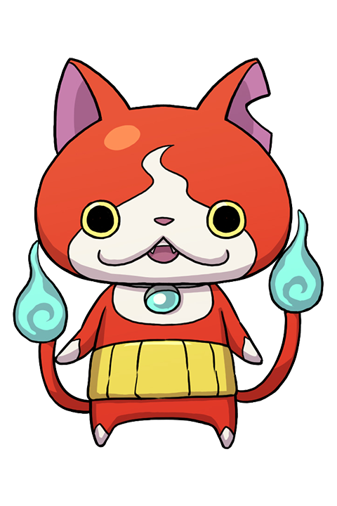 Yo kai watch review polygon for Decoration yo kai watch