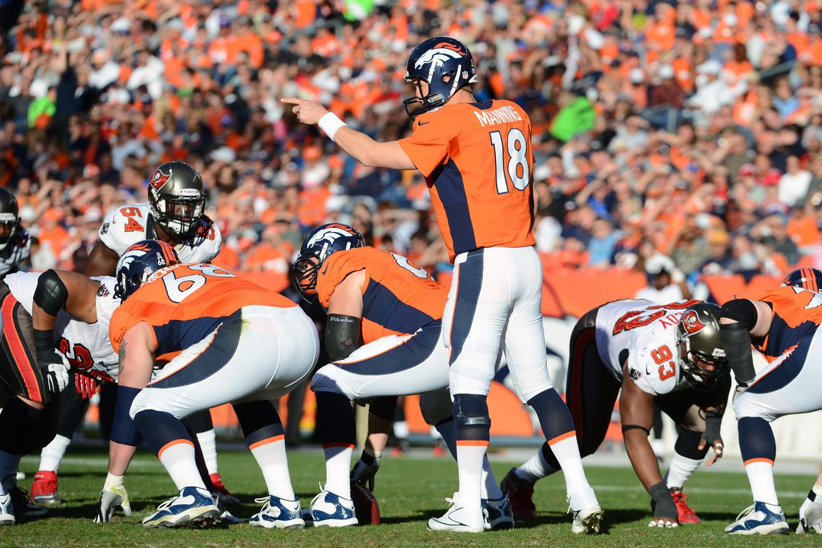 Tampa Bay Buccaneers v Denver Broncos