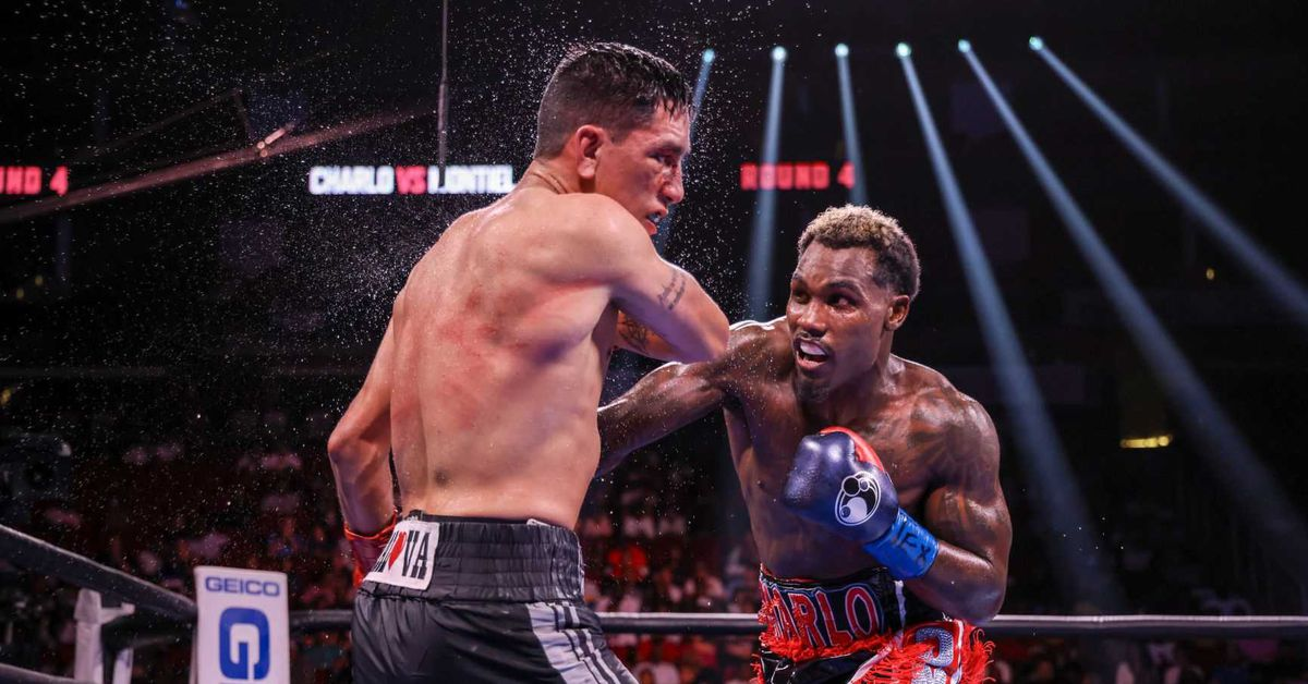 Results and highlights: Jermall Charlo wins decision over Montiel - Bad Left Hook