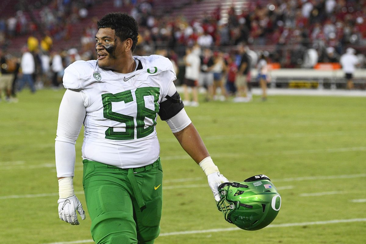 COLLEGE FOOTBALL: SEP 21 Oregon at Stanford