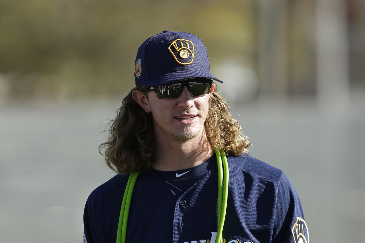 Called up by Brewers