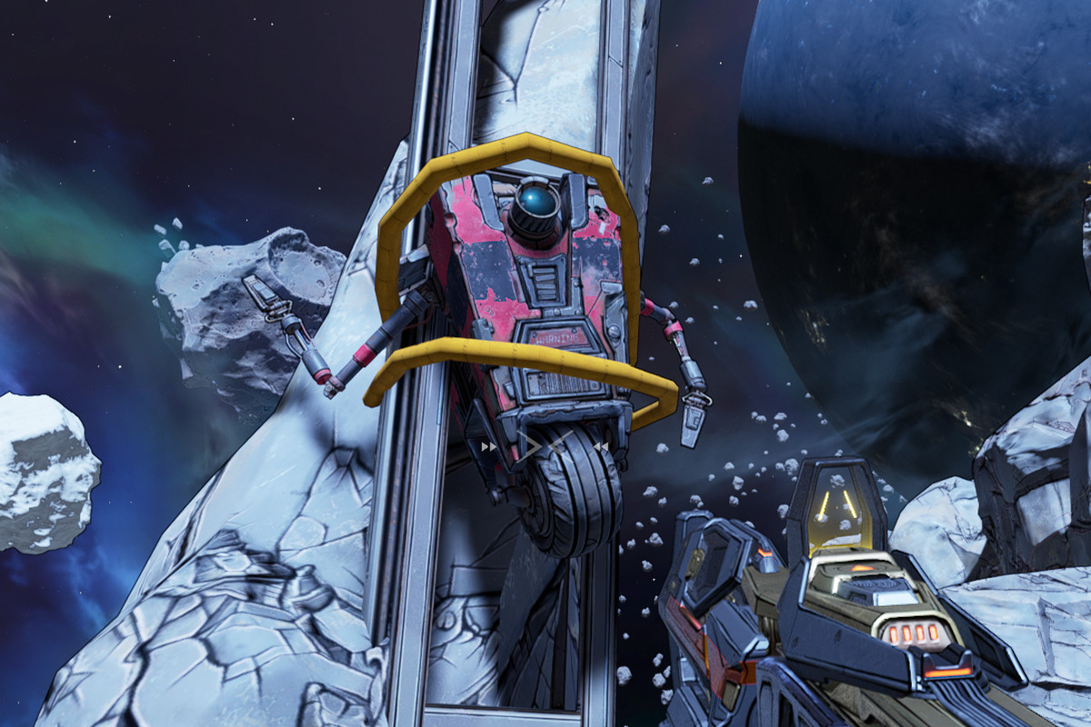 Borderlands 3 Skywell 27 Challenges Map Guide Polygon