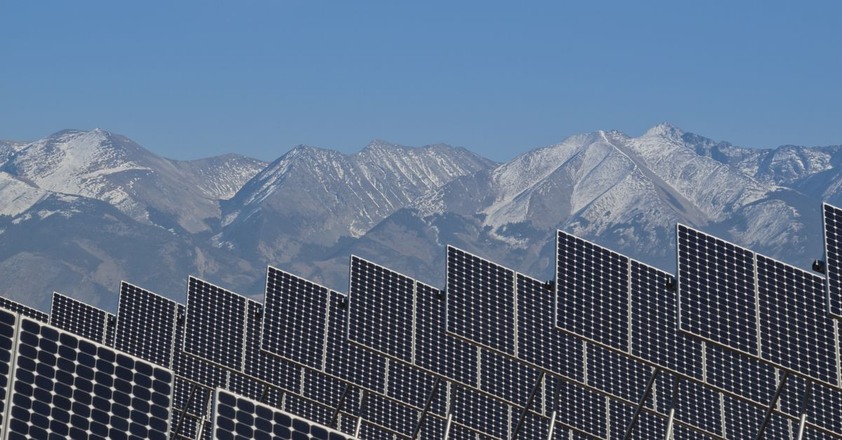 In Colorado, a glimpse of renewable energy?s insanely cheap future