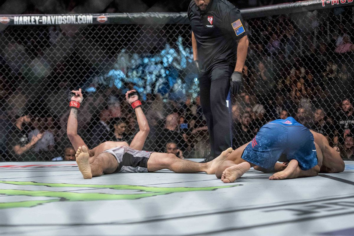 MMA: UFC 216-Ferguson vs Lee