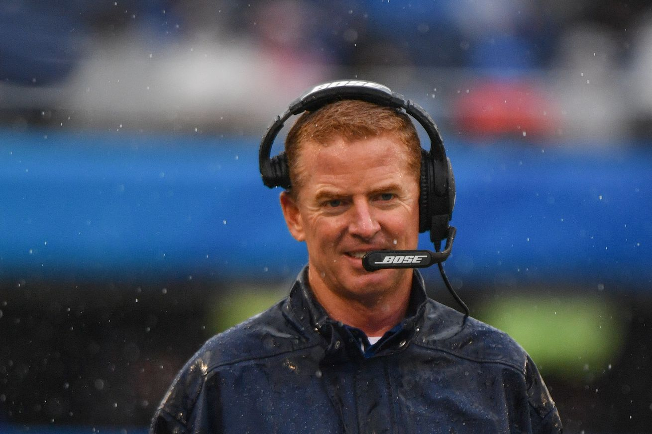 1090361092.jpg.0 - Jason Garrett let players do whatever they wanted in the Pro Bowl — and it was a blast