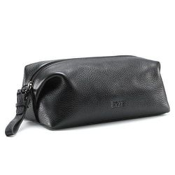 """<strong>Boss Hugo Boss</strong> Bakersfield Travel Kit in Black, <a href=""""http://www1.bloomingdales.com/shop/product/boss-hugo-boss-bakersfiels-travel-kit?ID=440997&CategoryID=1000059#fn=BAG_BRIEFCASE_TYPE%3DTravel%20Accessories%26spp%3D8%26ppp%3D96%26sp%"""