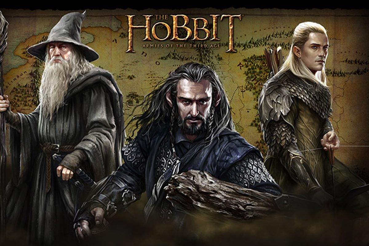 The Hobbit Games