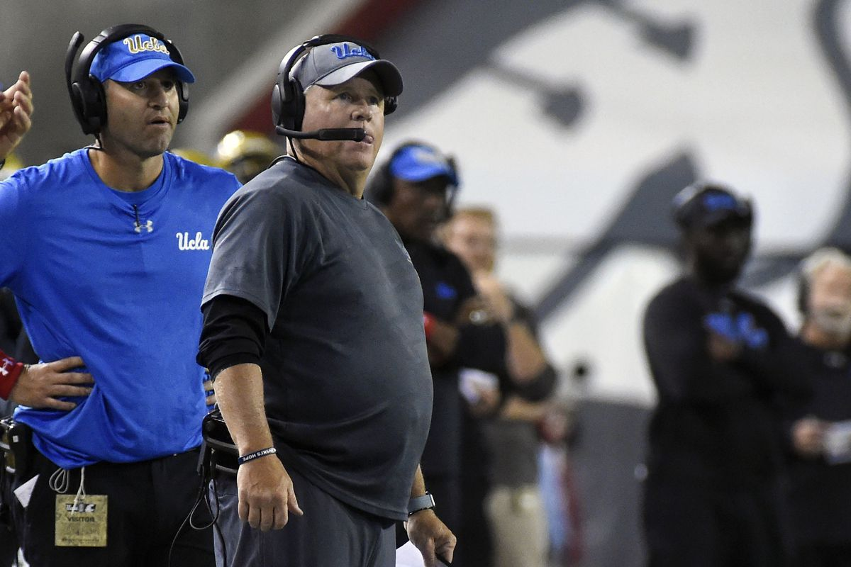 UCLA Football: Theo Howard's Departure Dominates Chip Kelly's Pressers