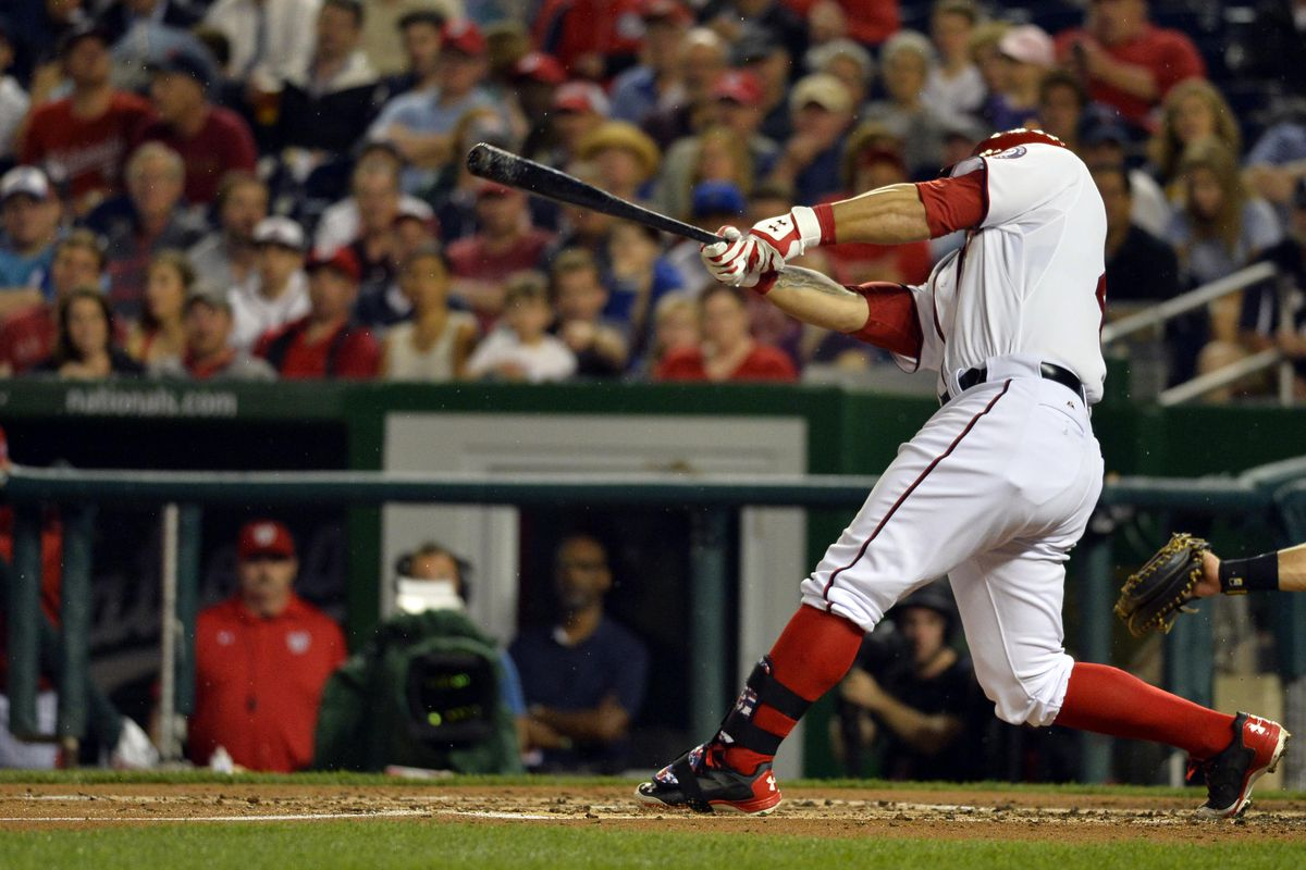 Here is Wilson Ramos. Why wasn't anyone else trying to win?