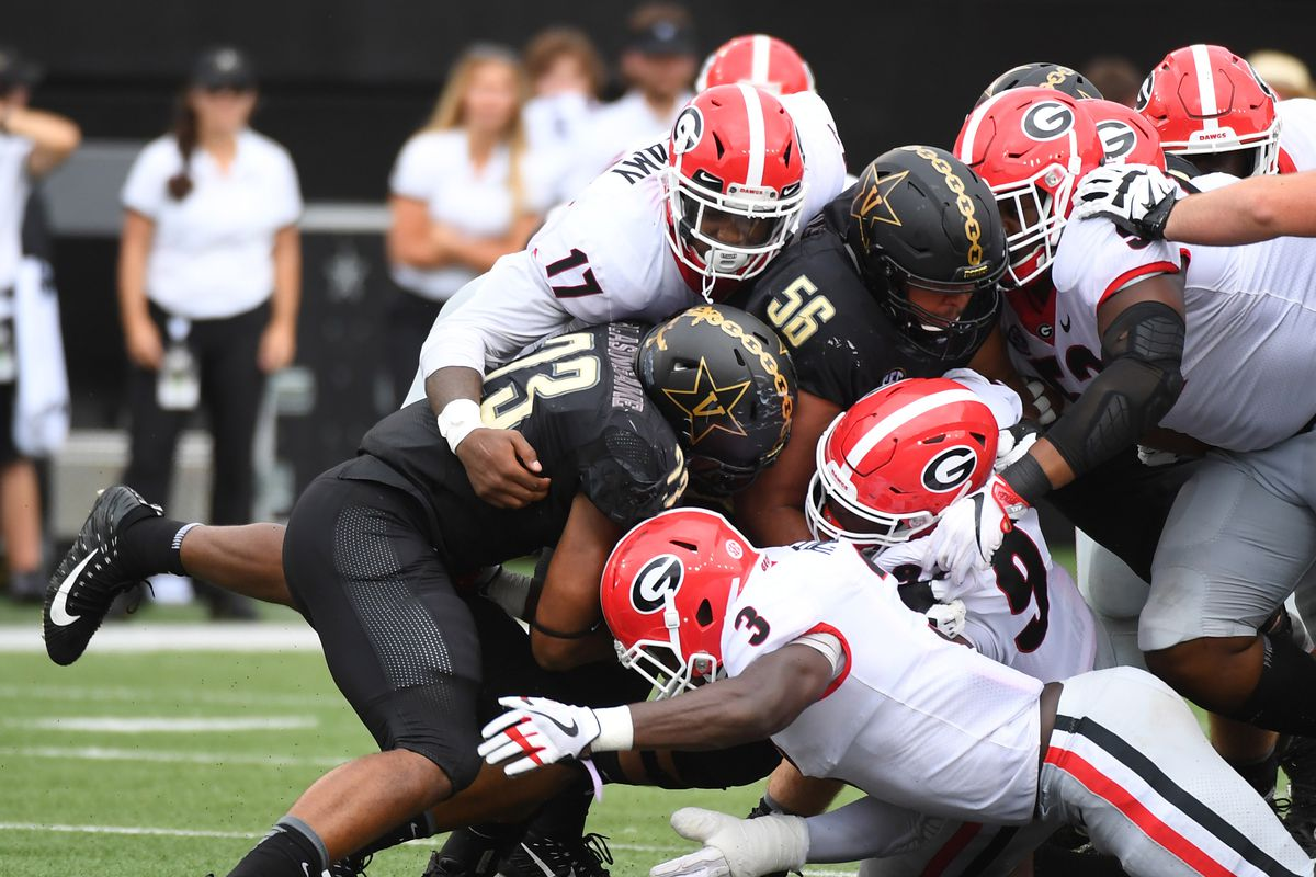 Georgia Game Moved To Espn Anchor Of Gold