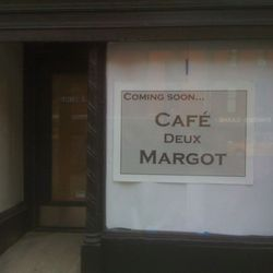 Cafe Deux Margot on the UWS
