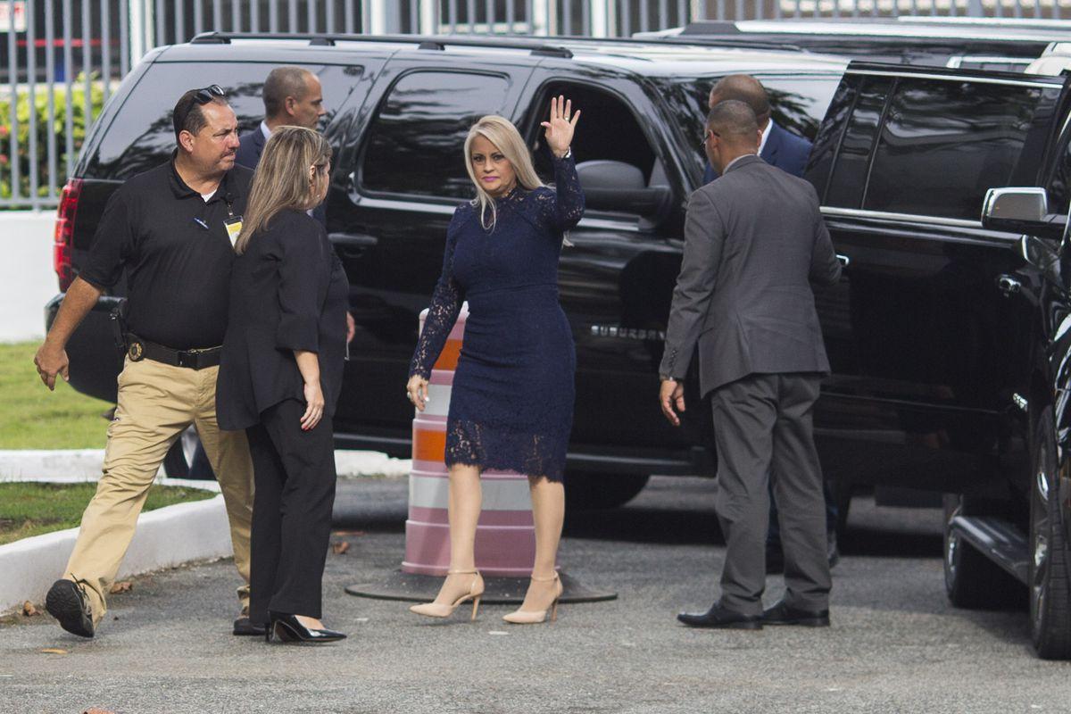 Who Is Puerto Rico S New Governor Wanda Vazquez Vox