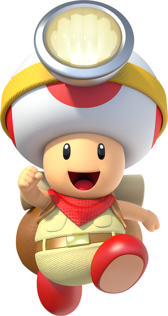 Who is Toad? A celebration of Mario Kart's Toad, for no real