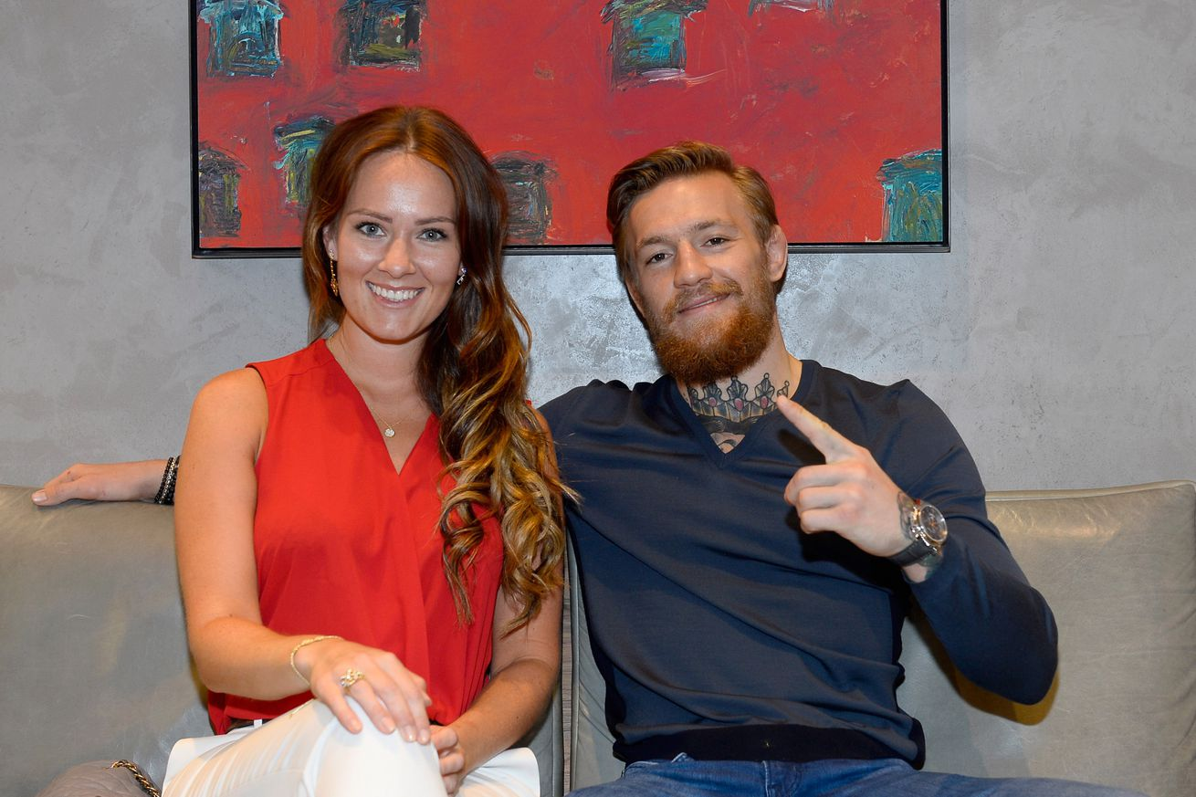David Yurman With Conor McGregorHosts An In-Store Event In Las Vegas, NV