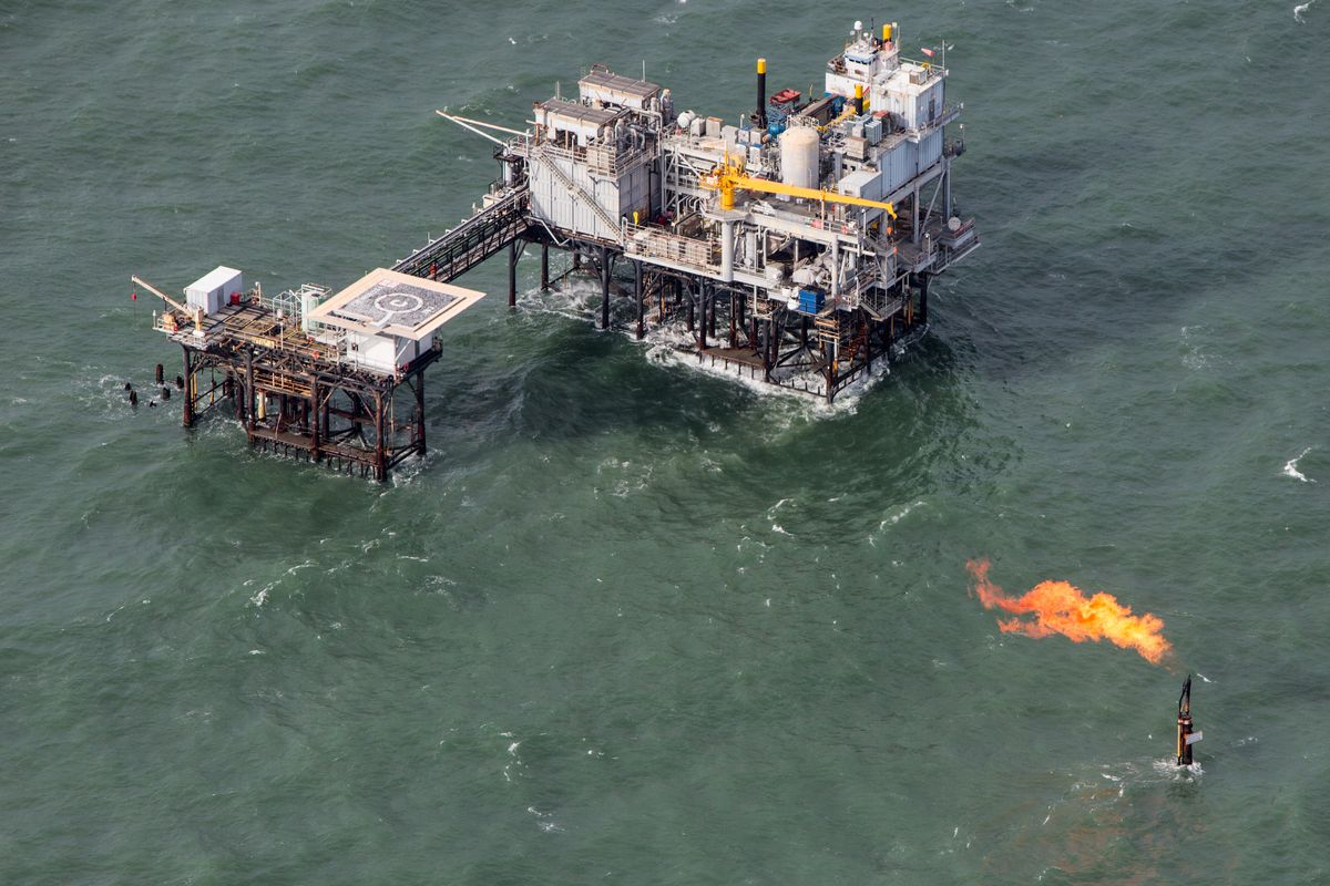 florida got an exemption to the offshore drilling plan now 12 other