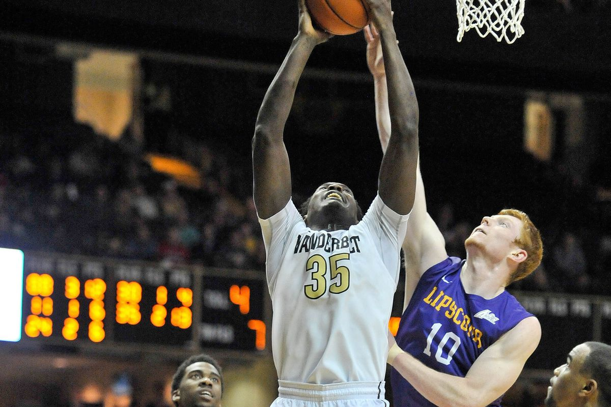 Siakam had 18 and 13 against Lipscomb. Can he do it again?
