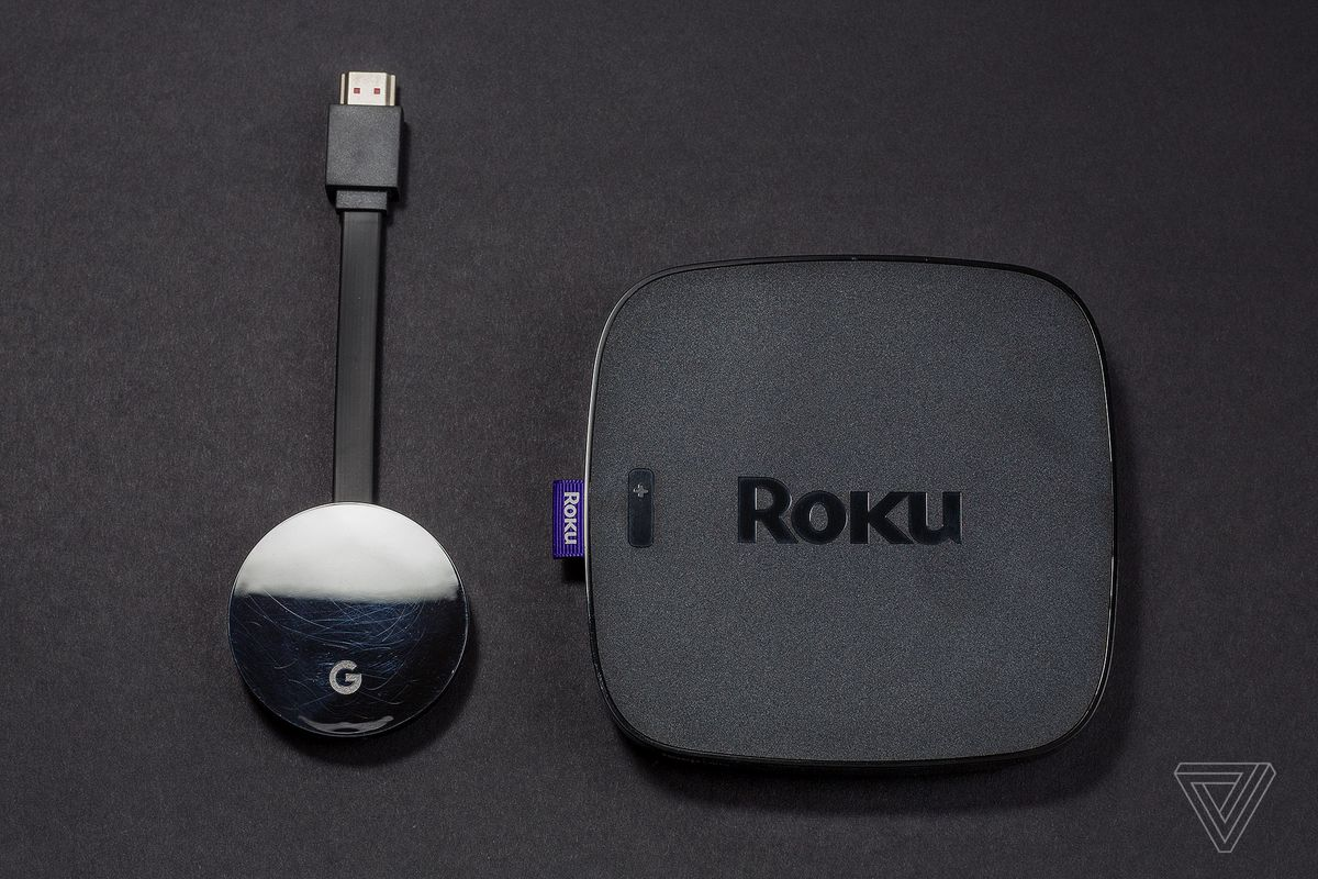 Roku and Chromecast come with 4K now, but you don't need them yet