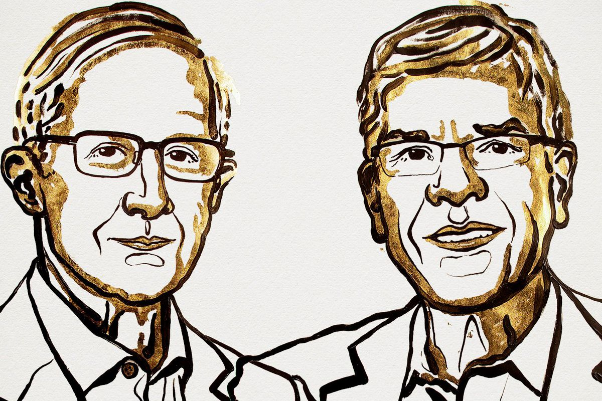William D. Nordhaus and Paul M. Romer were awarded the 2018 Nobel Memorial Prize in Economic Sciences for their work on long-term economic growth.