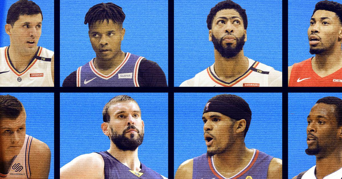 NBA Trade Deadline Tracker: The Latest on Marc Gasol