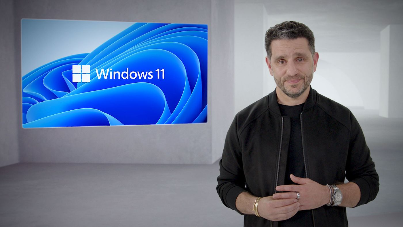 Panos Panay on building Windows 11 during a pandemic, Android, and the leak  - The Verge