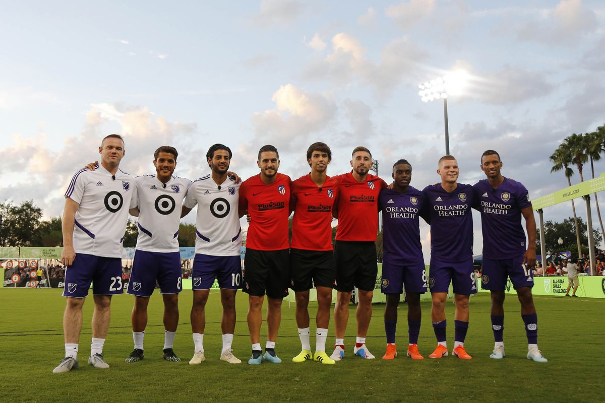 MLS: MLS Skills Challenge