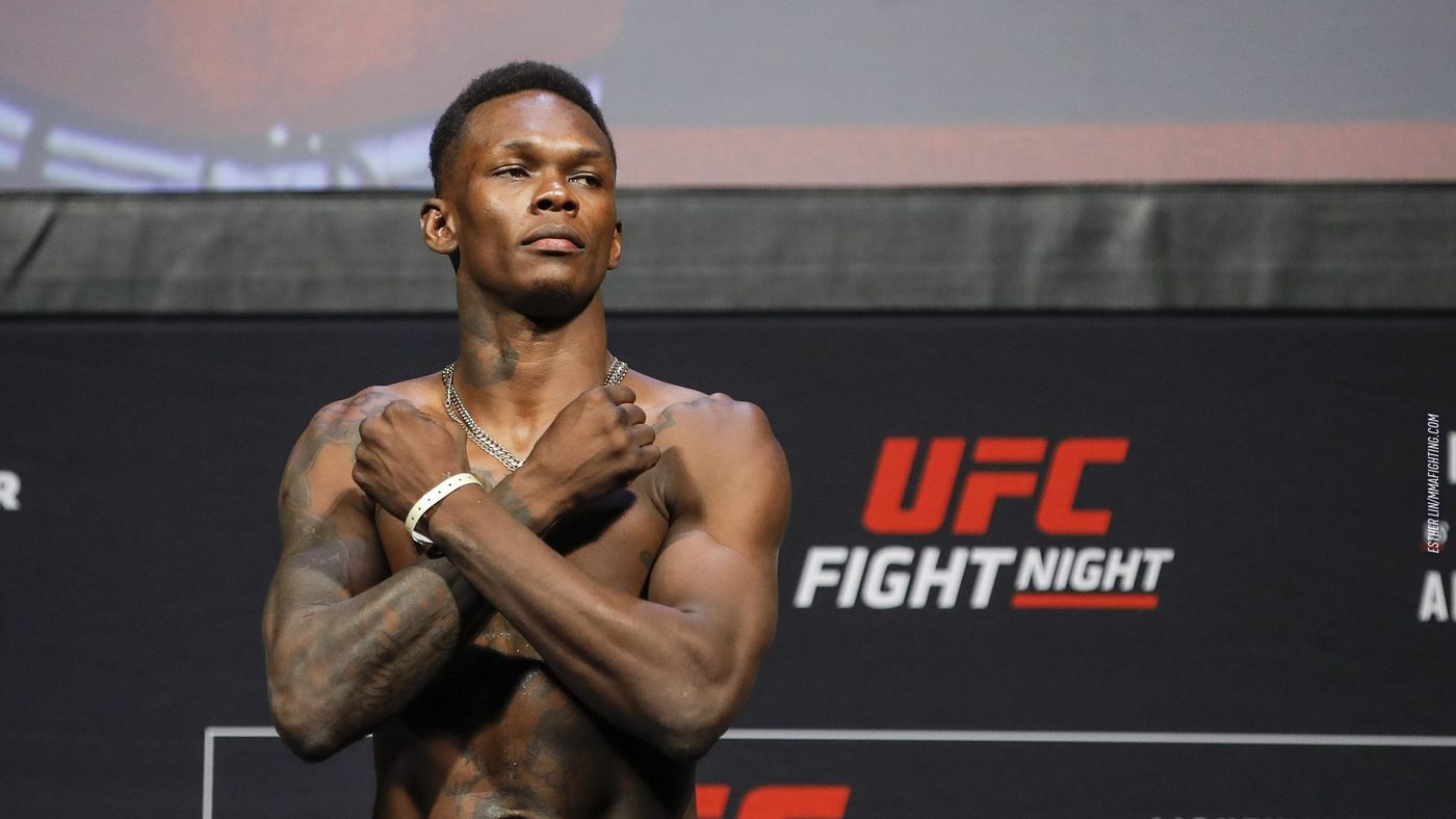 Israel Adesanya confident he'll be UFC's next cash cow - 'I'm doing more than a lot of these champions'