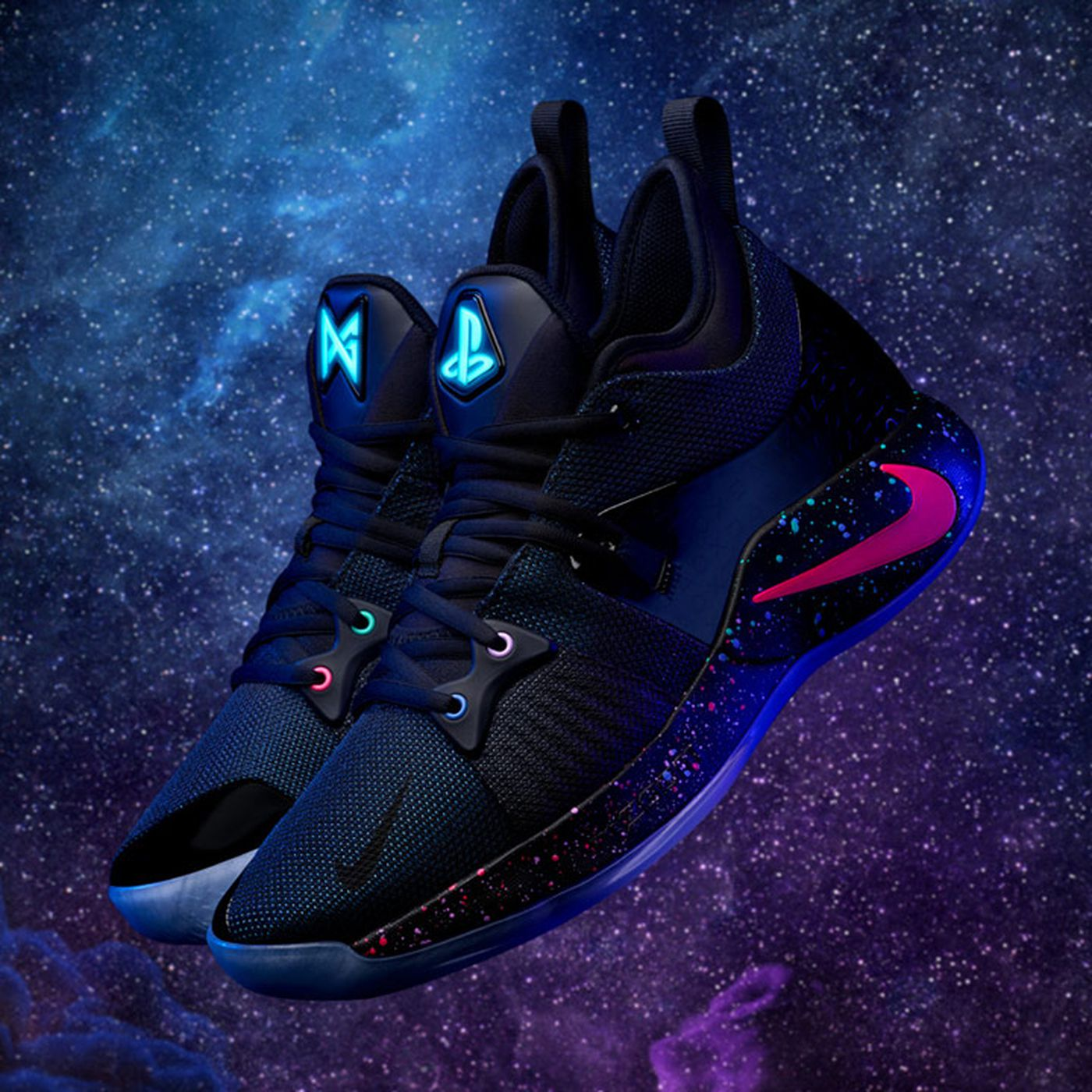 278f82ba8ab Nike and PlayStation unite on these limited edition sneakers - The Verge
