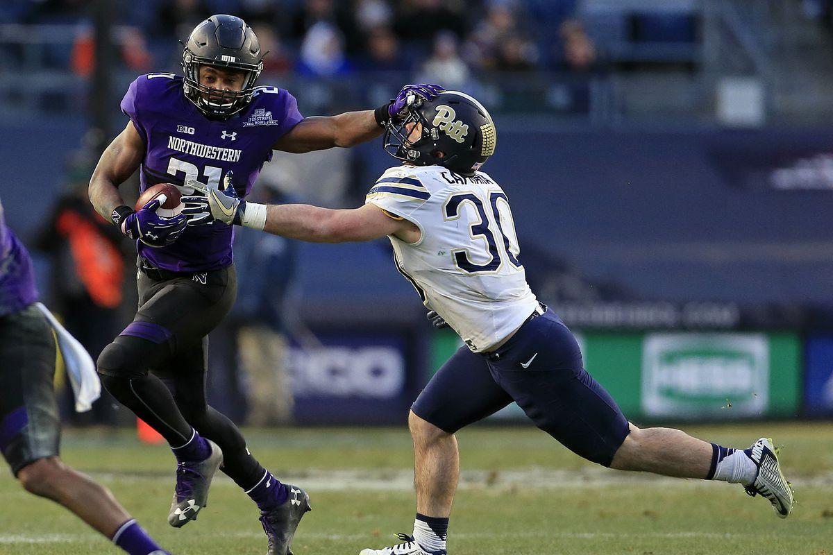 New Era Pinstripe Bowl - Northwestern v Pittsburgh