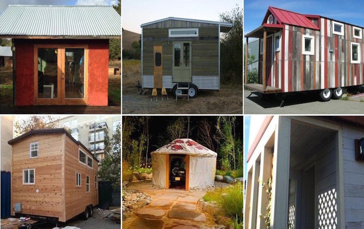 six tiny houses you can buy right now in the bay area curbed sf. Black Bedroom Furniture Sets. Home Design Ideas