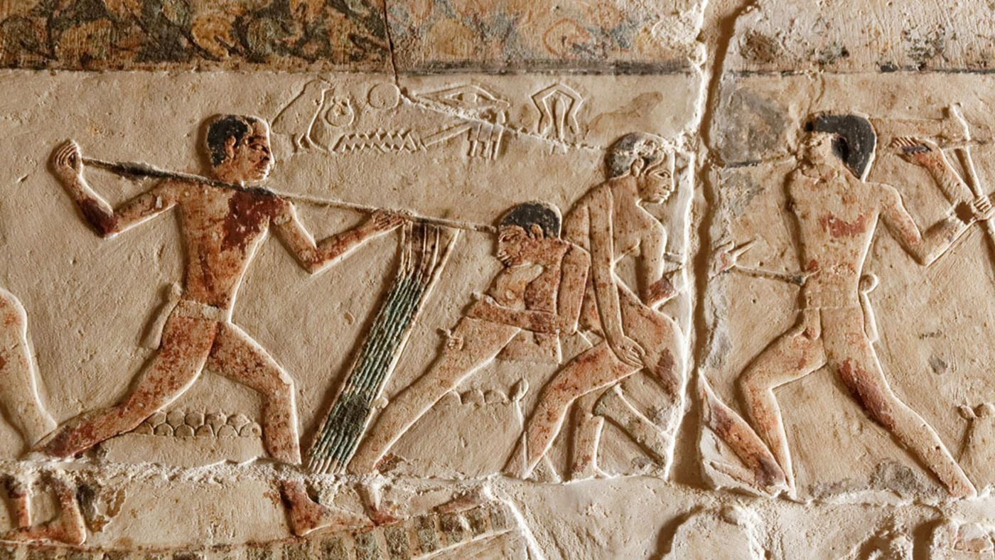 From Grappling Art to Pharaonic Propaganda: the history of wrestling in Ancient Egypt