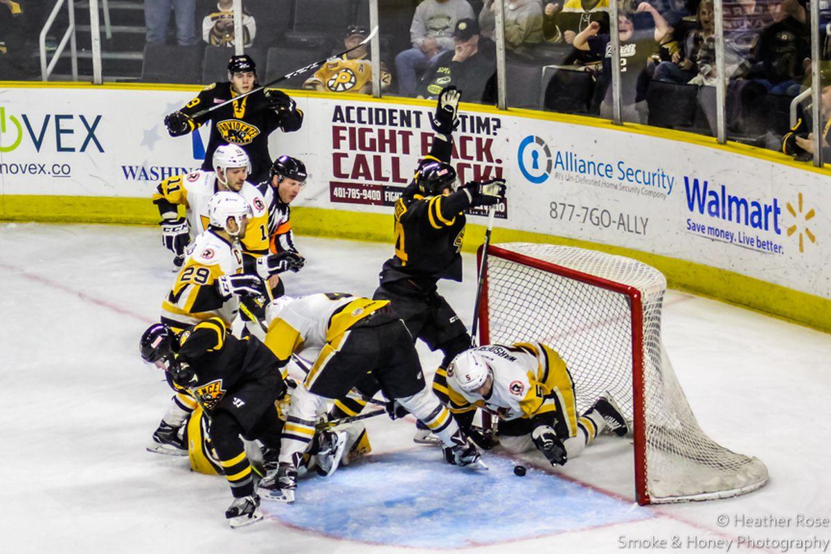 Providence Bruins vs. Wilkes-Barre Scranton Penguins: Calder Cup Playoffs Game 2