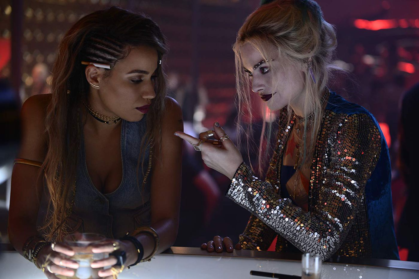 Birds Of Prey Review Dc S First Good Action Movie The Verge