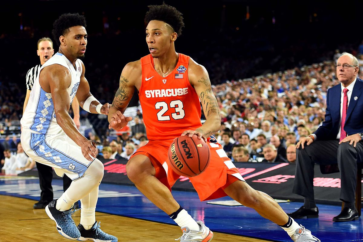 Syracuse Basketball Espn Has High Hopes For Orange Malachi