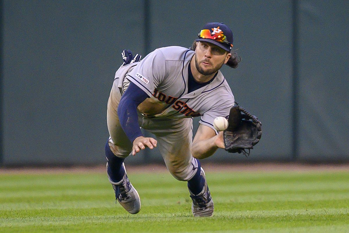 MLB: Game One-Houston Astros at Chicago White Sox