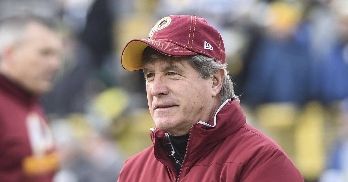 Bill Callahan Redskins Presser: There was no consideration to take Dwayne Haskins out of the game after he injured his ankle