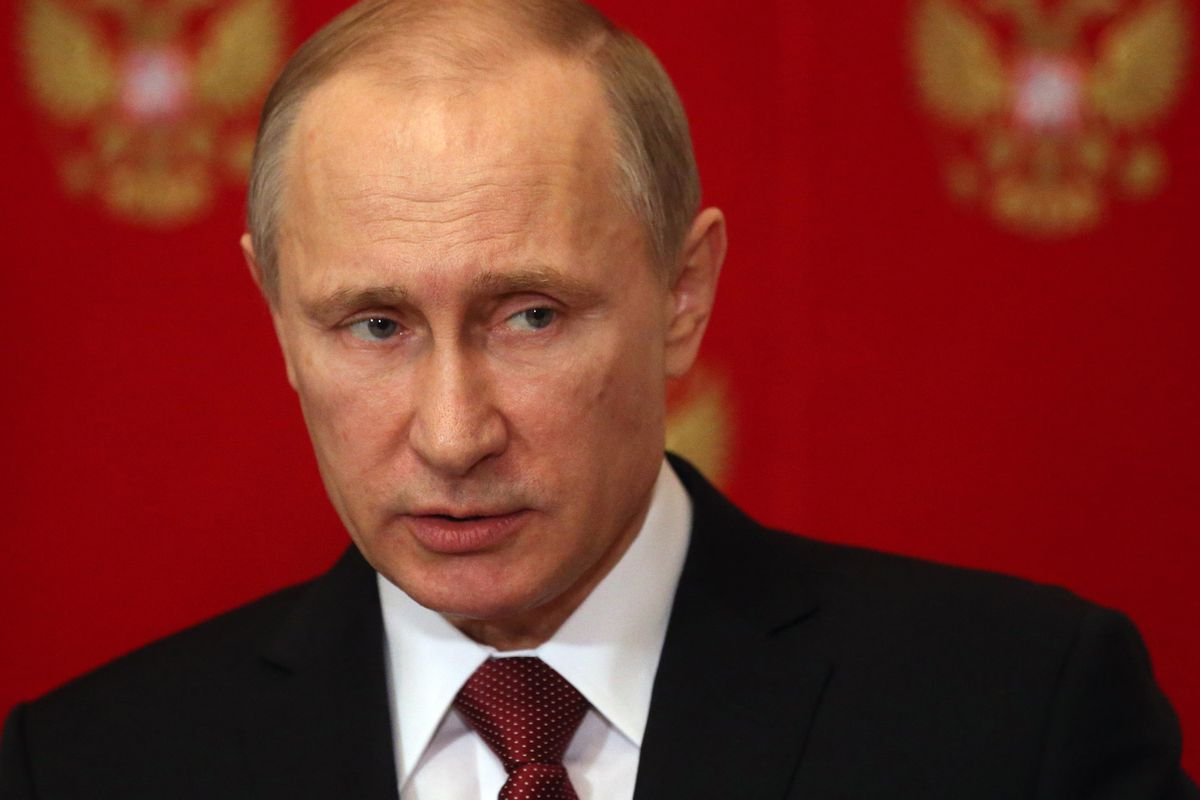There is speculation that Putin is dead, ill, or having plastic surgery.
