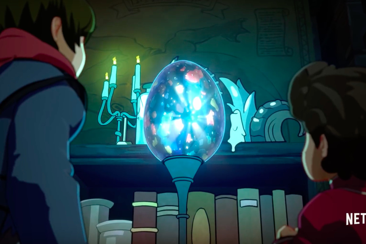 The Dragon Prince creators say no one has found some of
