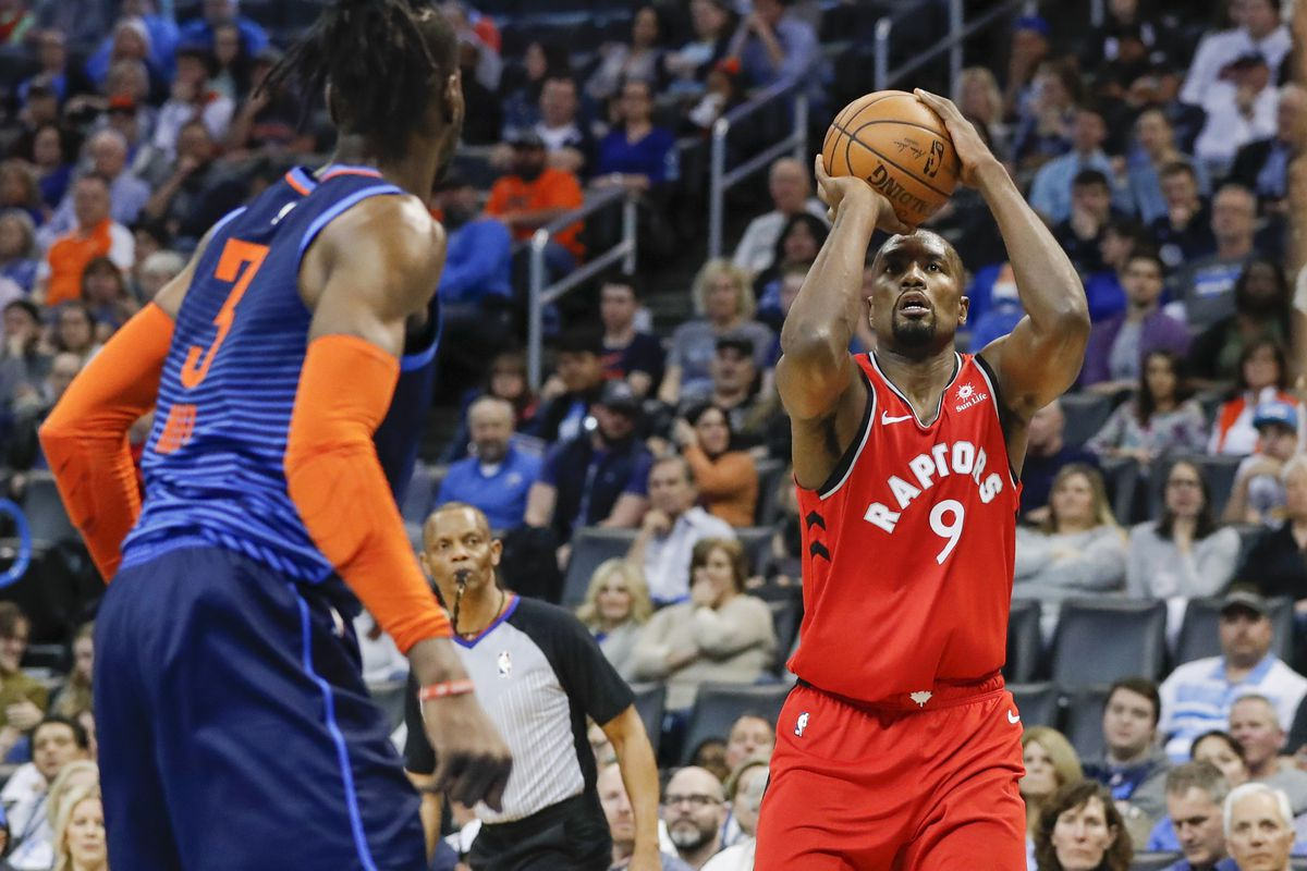 Toronto Raptors vs. Oklahoma City Thunder Game Thread: Updates, TV info, and more