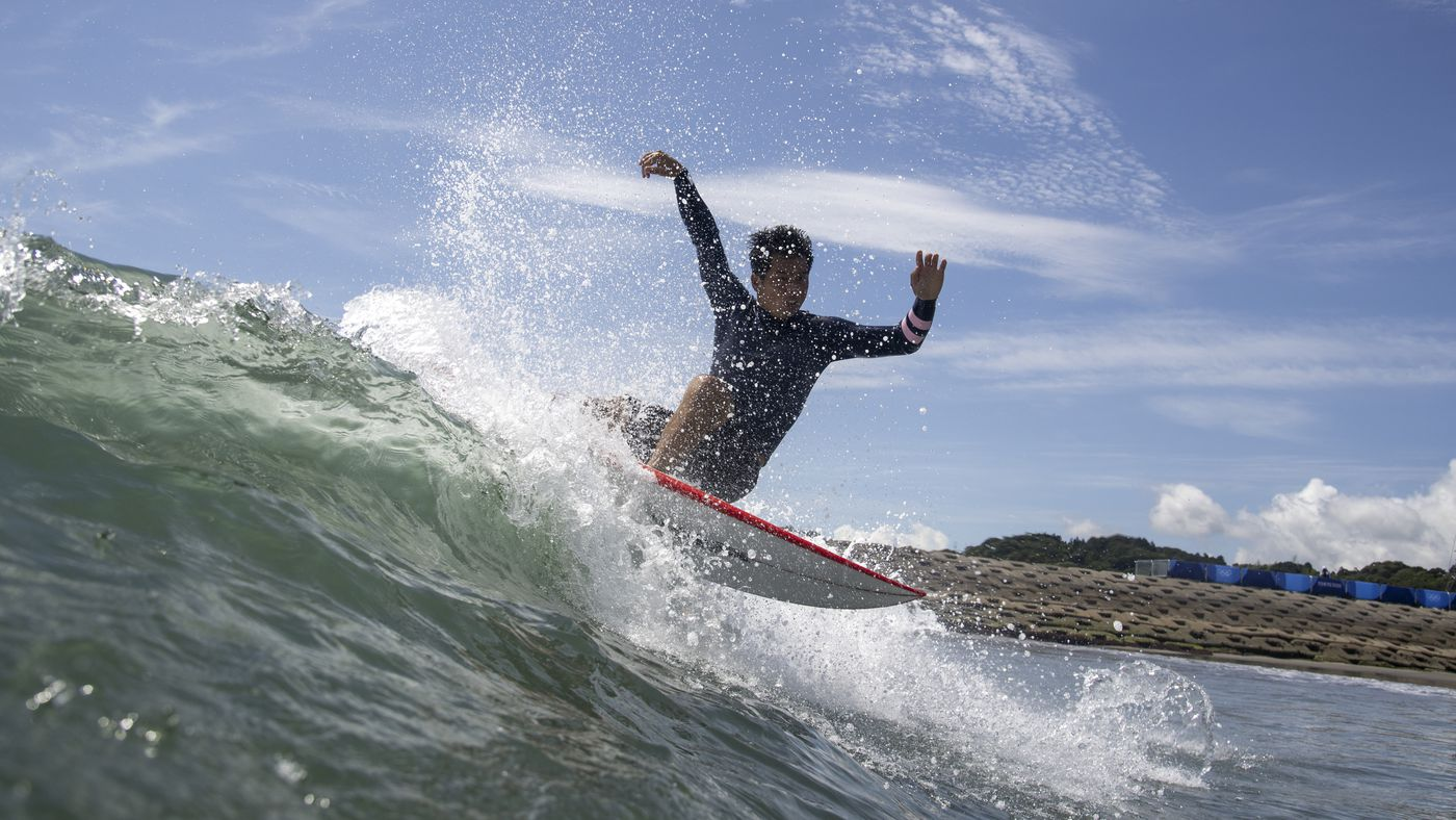 From skateboarding to surfing, 20 new Olympics sports will appear ...