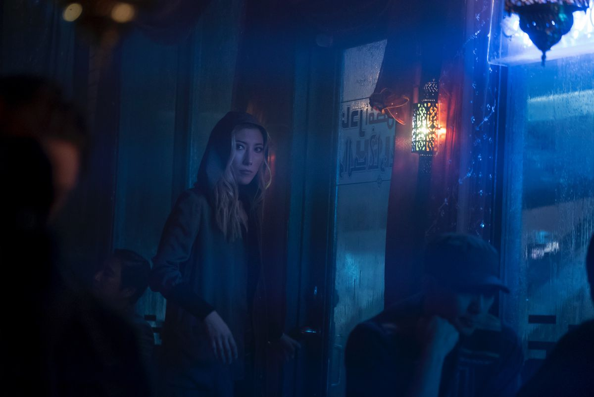 Altered Carbon's Blade Runner rehash misses the point of