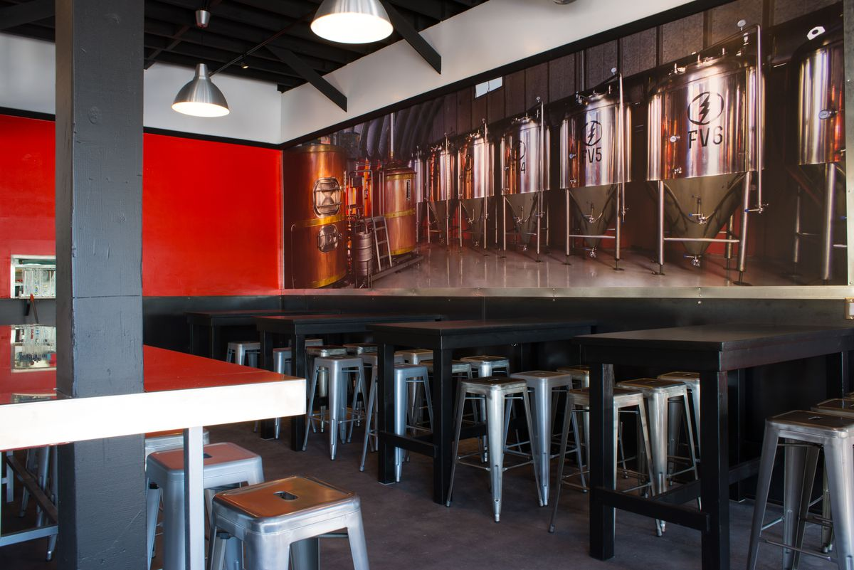 Bolt Brewery Tasting Room Touches Down in Little Italy