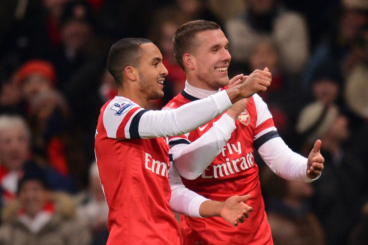 Meet your likely late-season striker support for Olivier Giroud. Do they look familiar?
