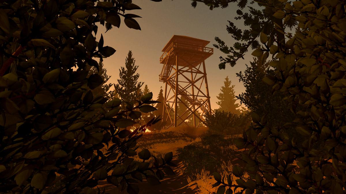 firewatch - watchtower